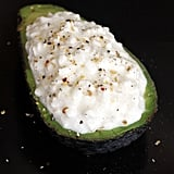 Avocado and Cottage Cheese