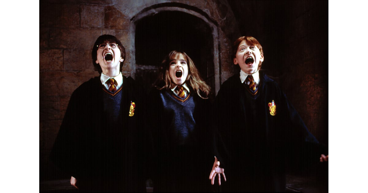 Harry Potter And The Sorcerer S Stone Pg Scary Movies