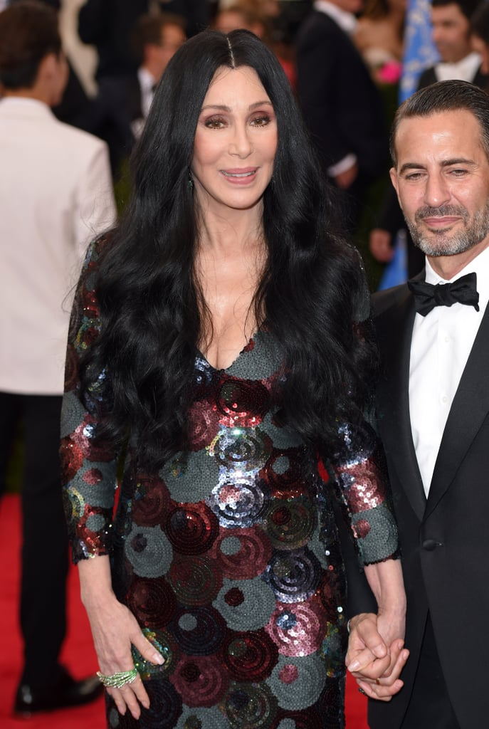 Cher at the 2015 Met Gala