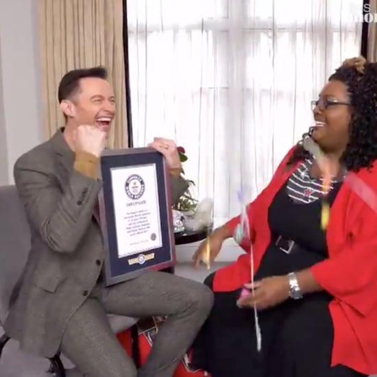 Hugh Jackman Guinness World Record 2019
