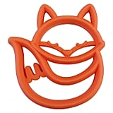 For Infants: Itzy Ritzy Silicone Fox Teether