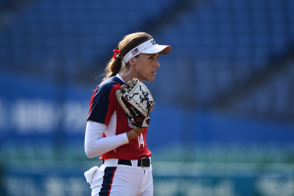 Monica Abbott Signed the First $1 Million Deal For a US Woman Athlete in a Team Sport