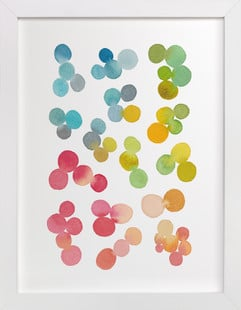 Rainbow Rocks  Art Print ($60)