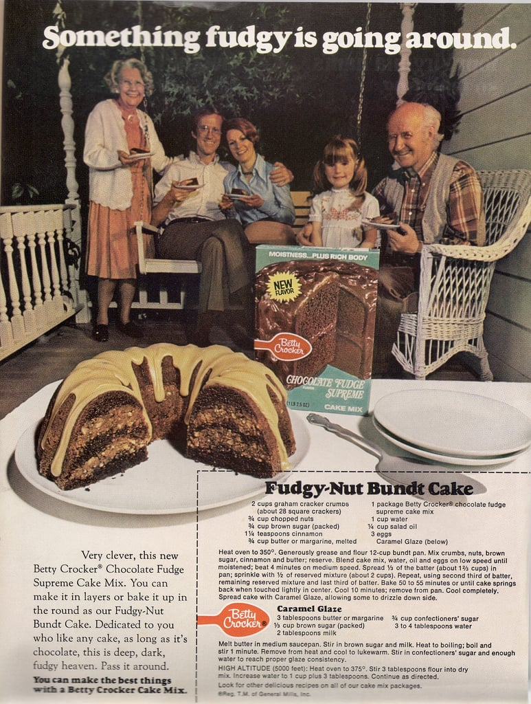 I hate when things get fudgy.