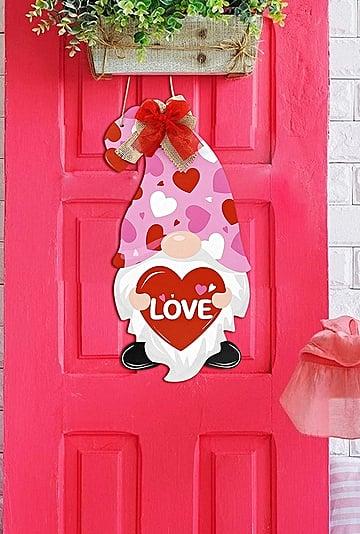 Valentine's Day Door Decorations