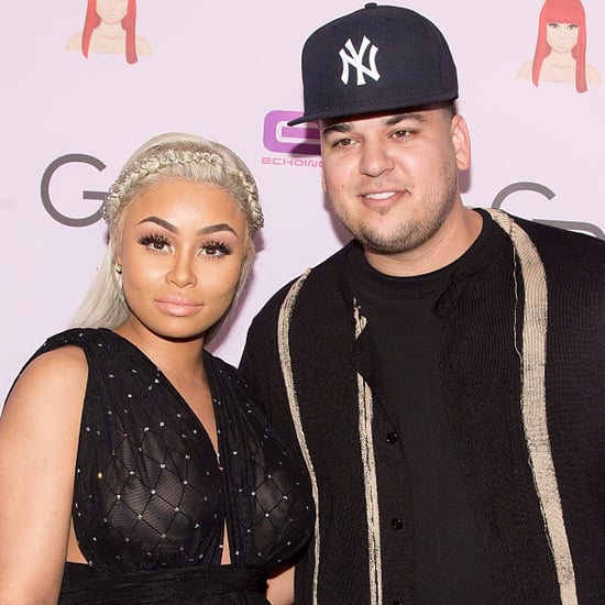 Rob Kardashian and Blac Chyna Move Into Kylie Jenner's House
