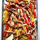 Sheet-Pan Fajitas