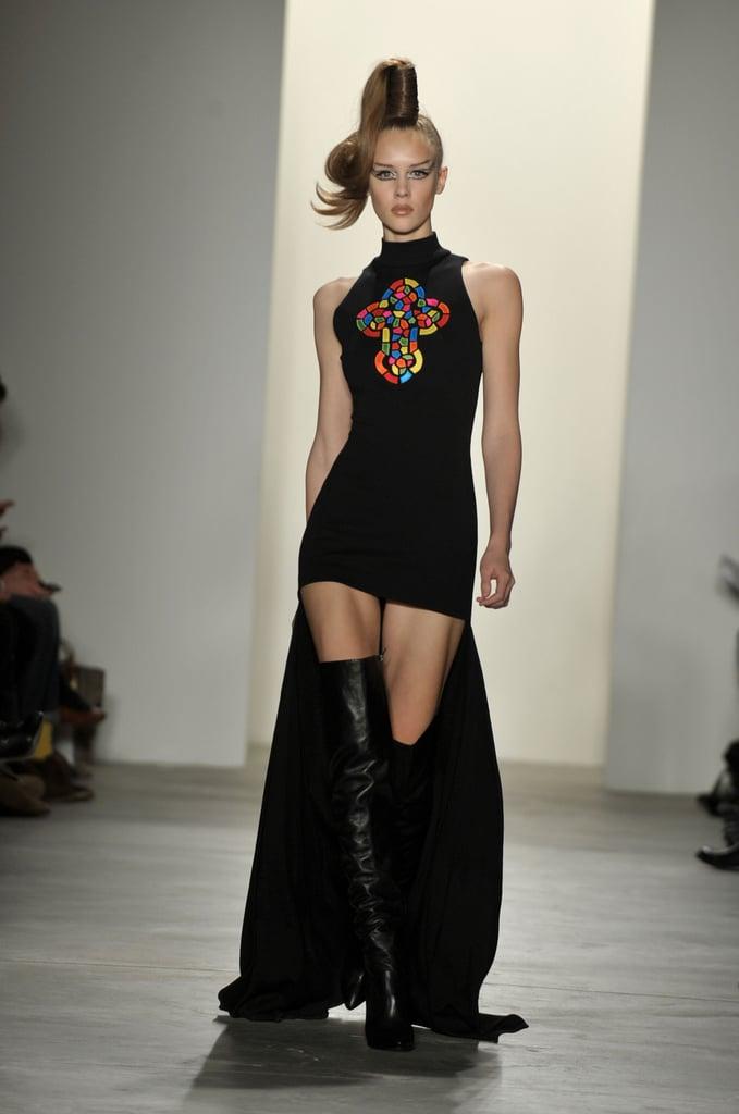 New York Fashion Week: Jeremy Scott Fall 2010
