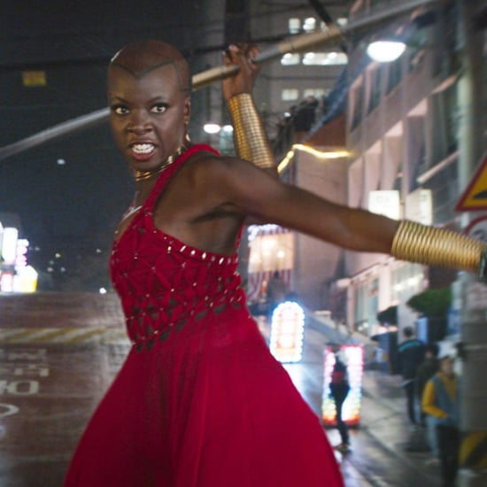 Who Plays Okoye in Black Panther?