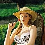 Laura Ashley UO Exclusive Emma Floral Underwire Bra Top