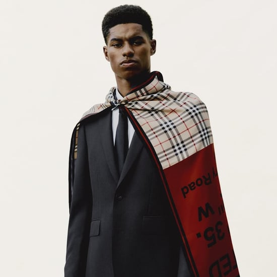 Burberry and Marcus Rashford Raise Funds For Youth Charities