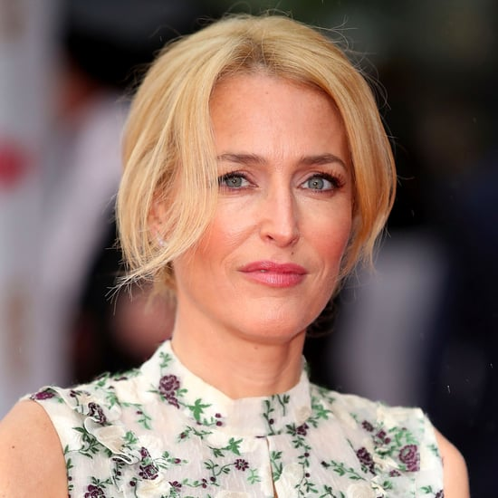 Is Gillian Anderson British?