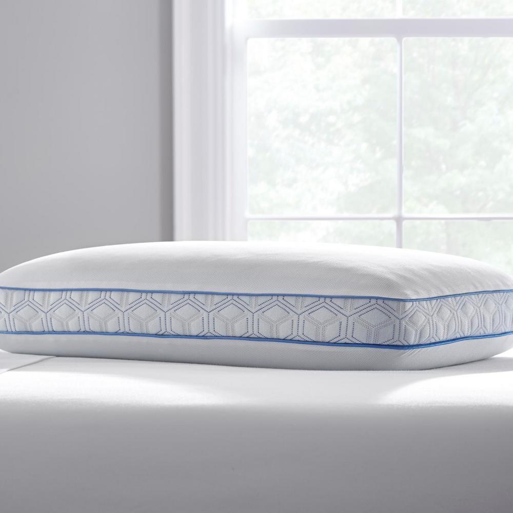Home Decorators Collection Cooling Gel Memory Foam Jumbo Pillow