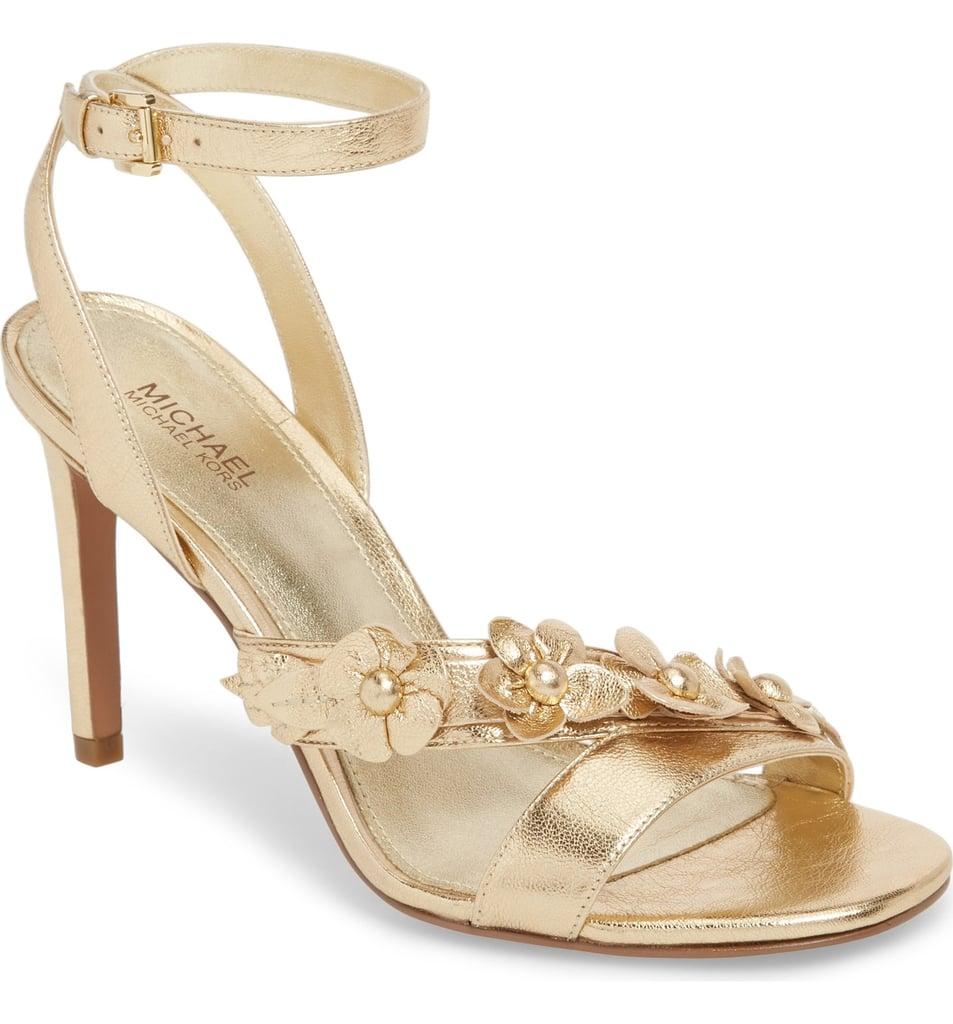 de3bd66cd1c Michael Kors Tricia Sandal