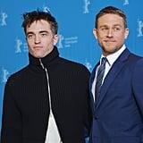 Ces Photos de Robert Pattinson et Charlie Hunnam et Sont Notre Cadeau de Saint Valentin