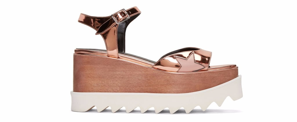 Forget Rose Gold — We're All About These Copper Sandals