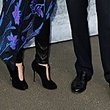 Princess Eugenie's Booties