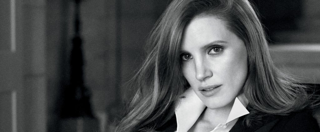 Jessica Chastain for Ralph Lauren and Other Celebrity Beauty Campaigns of 2017