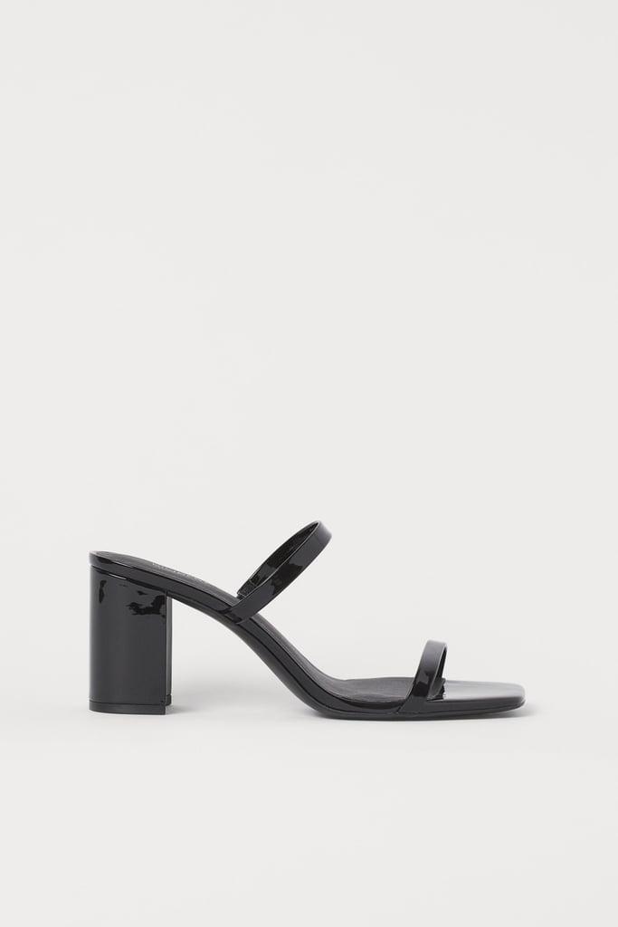 Slip-in Sandals