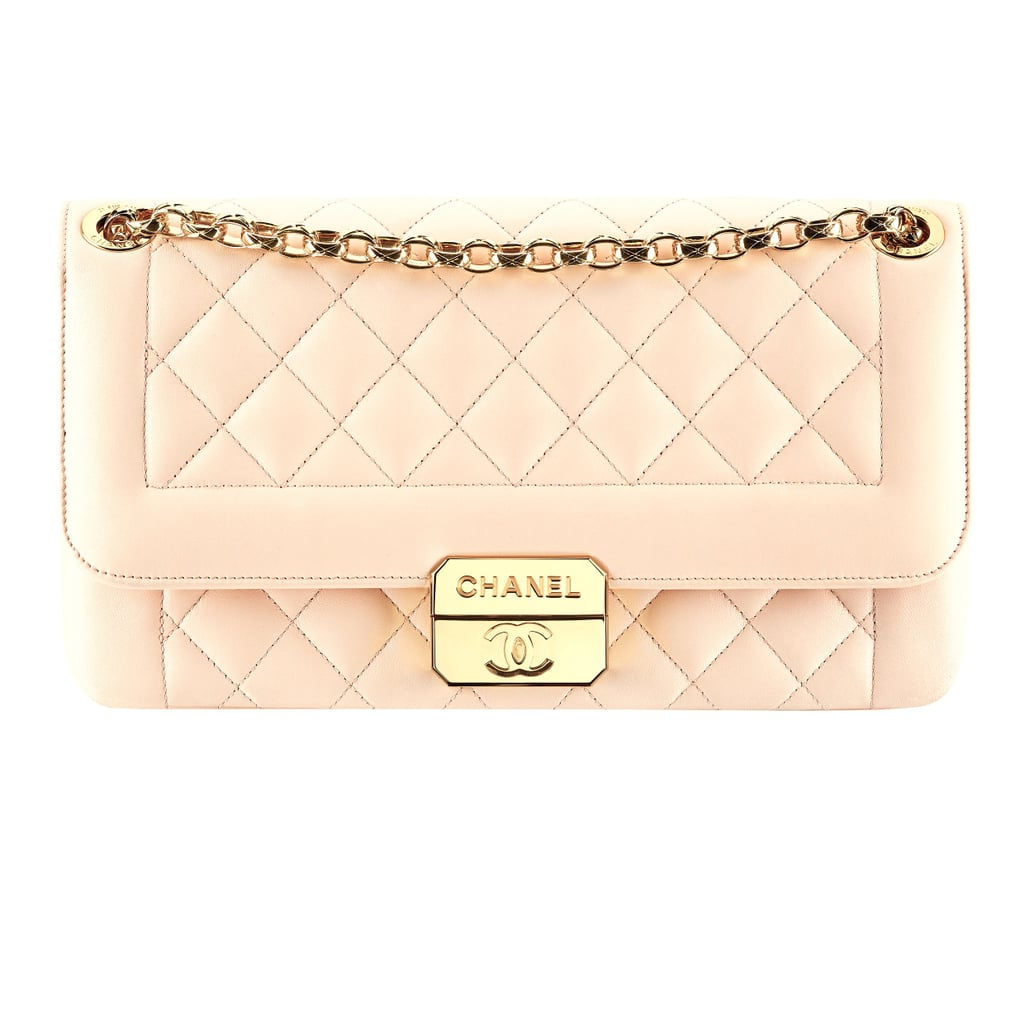 Chanel Light Beige Quilted Leather Bag Photo courtesy of Chanel