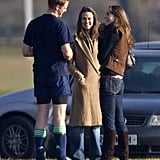 Kate and William Stayed in the Same Dormitory