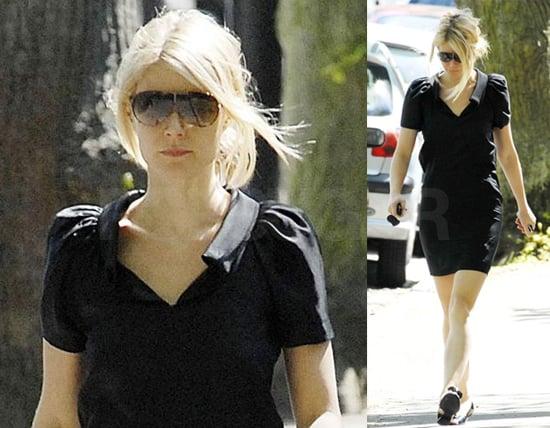 Gwyneth Paltrow Walks in London