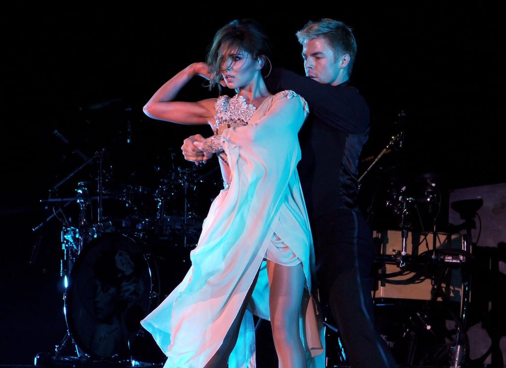 Pictures of Cheryl Cole on Last Date of Her UK Tour