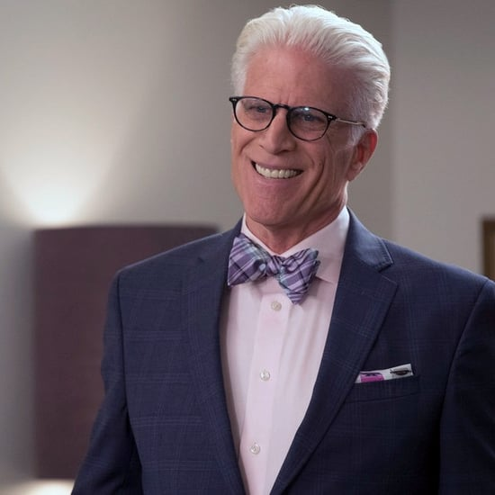 The Hilarity and Horror of Ted Danson on The Good Place
