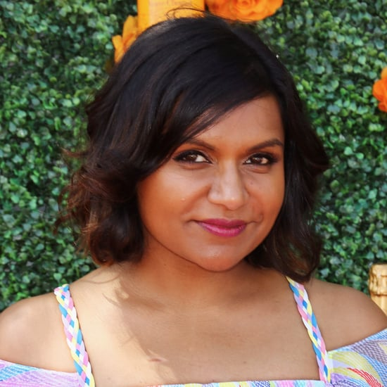 Mindy Kaling With Short Hair 2015