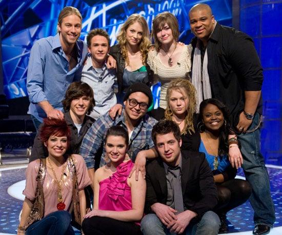 Rate the American Idol Top 12