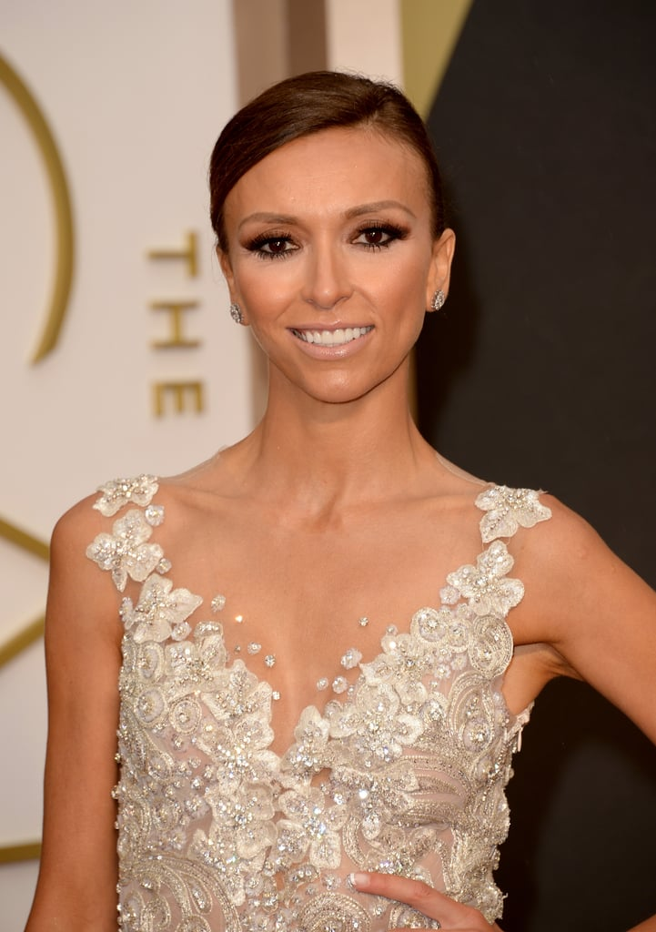 Giuliana Rancic at 2014 Oscars