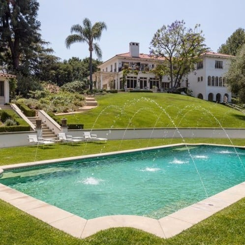 Angelina Jolie Buys Cecil B. DeMille's Mansion