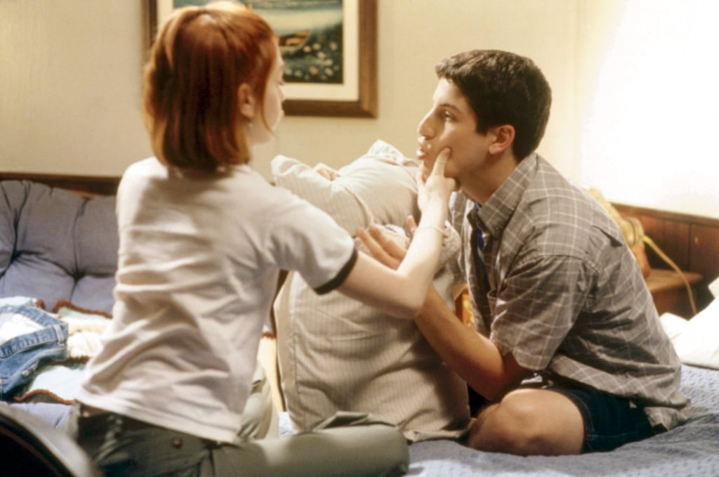 Jim and Michelle, American Pie 2