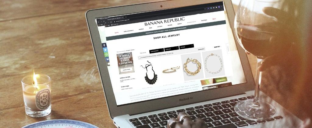 Singles Day Jewelry from Banana Republic