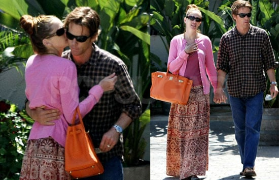 Photos of Julia Roberts and Her Husband Danny Moder Out for Lunch in LA
