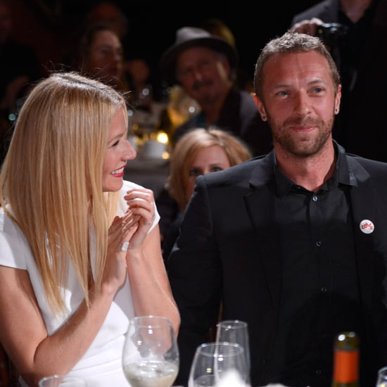 Gwyneth Paltrow Talking About Chris Martin