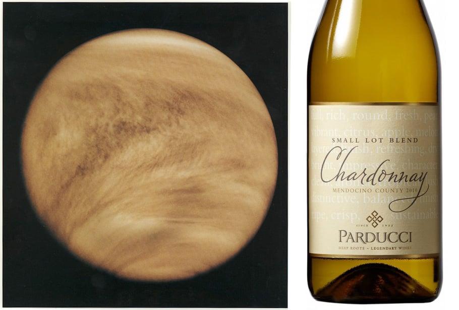 Venus and Chardonnay