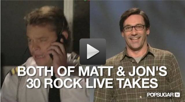 Video of 30 Rock Live Episode 2010-10-15 12:45:00
