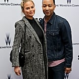 Chrissy Teigen and John Legend Brave the Winter Snow For a Lovely Weekend at Sundance