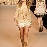 Spring 2011 New York Fashion Week: Anna Sui