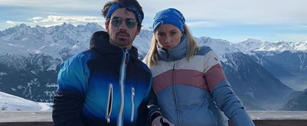 Jonas Brothers Switzerland Ski Trip Pictures January 2019