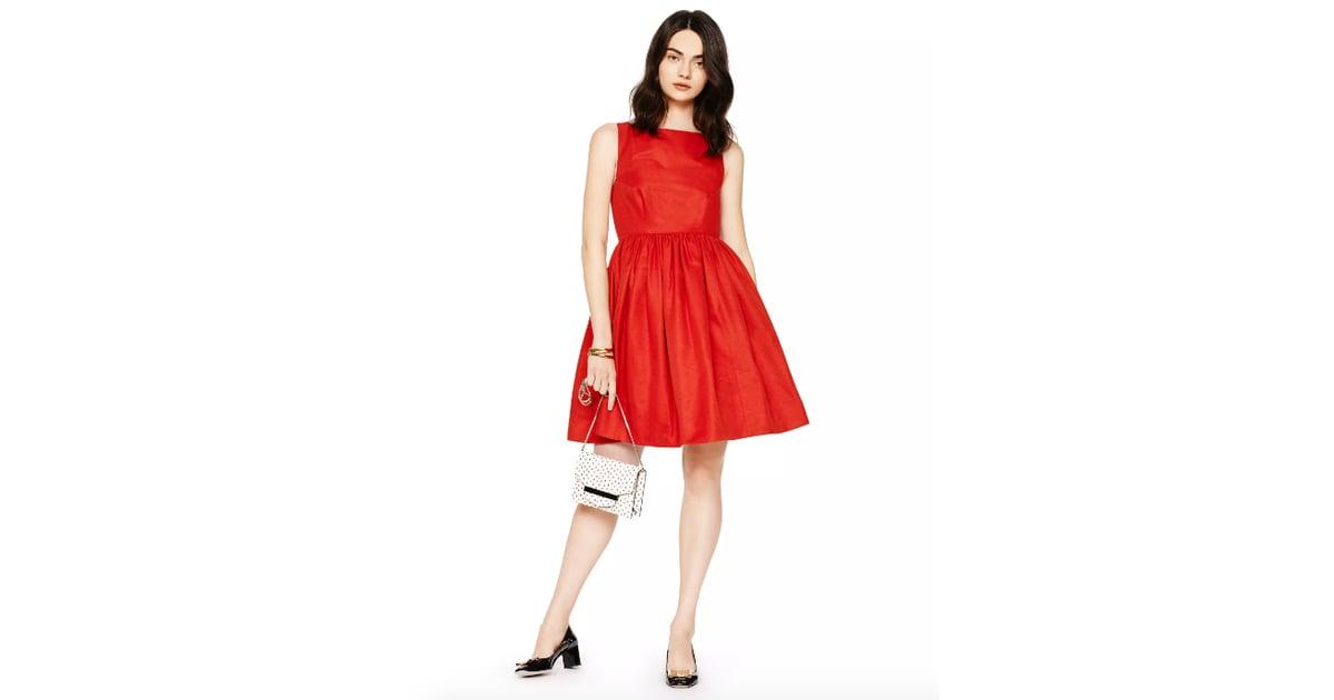 a3f3b7a78c5a39 Me Before You Red Dress   POPSUGAR Fashion