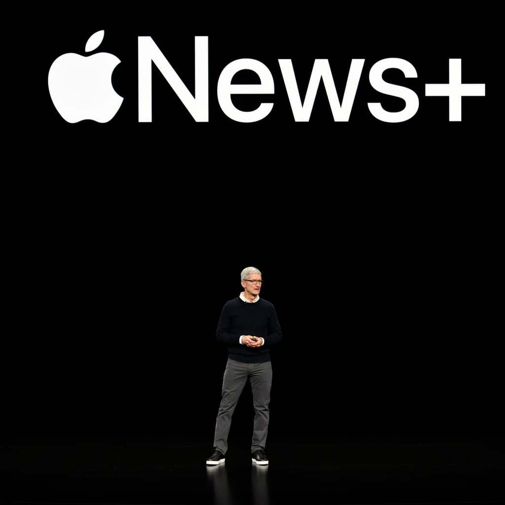 What Is Apple News Plus?