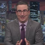 John Oliver Talking About Harvey Weinstein Video