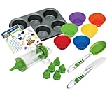 Curious Chef Cupcake and Decorating Kit