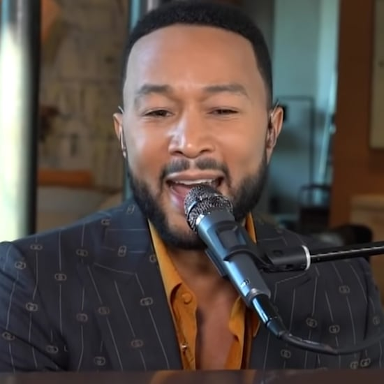 John Legend Attempts Jimmy Fallon's Ballad Challenge | Video