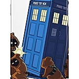 Star Wars and Doctor Who case ($25)