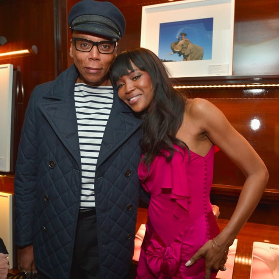 Naomi Campbell Talks About RuPaul Time 100 2017