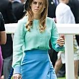 Princess Beatrice's Hair