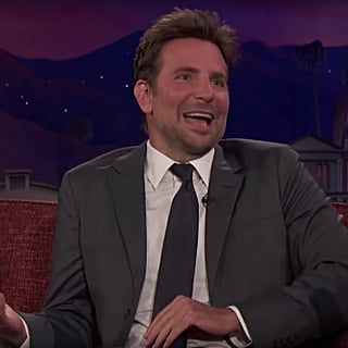 Bradley Cooper Talking About Lady Gaga's Pasta on Conan